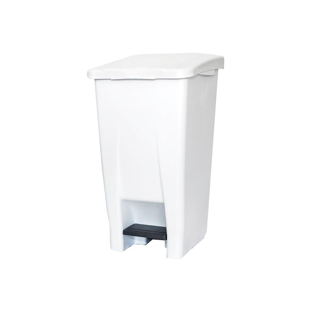 Poubelle 60 litres avec couvercle