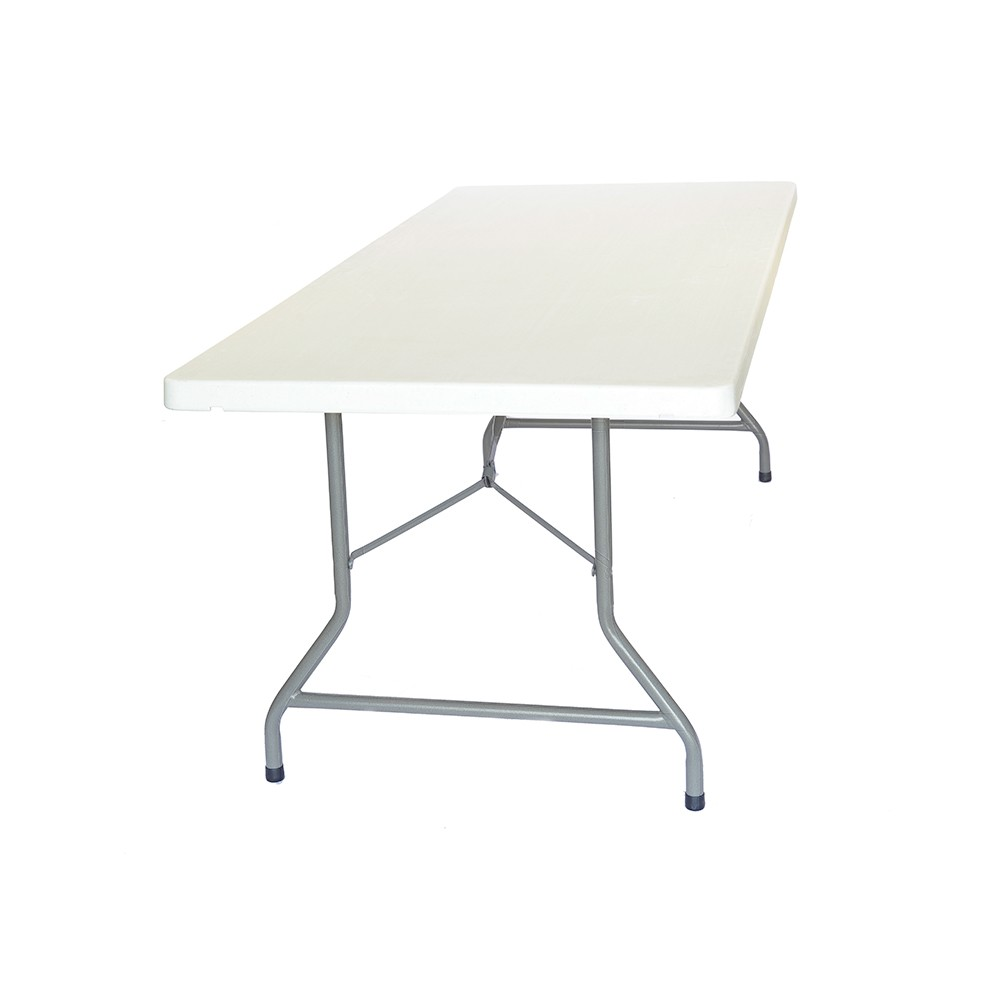 Table Grise 90x200