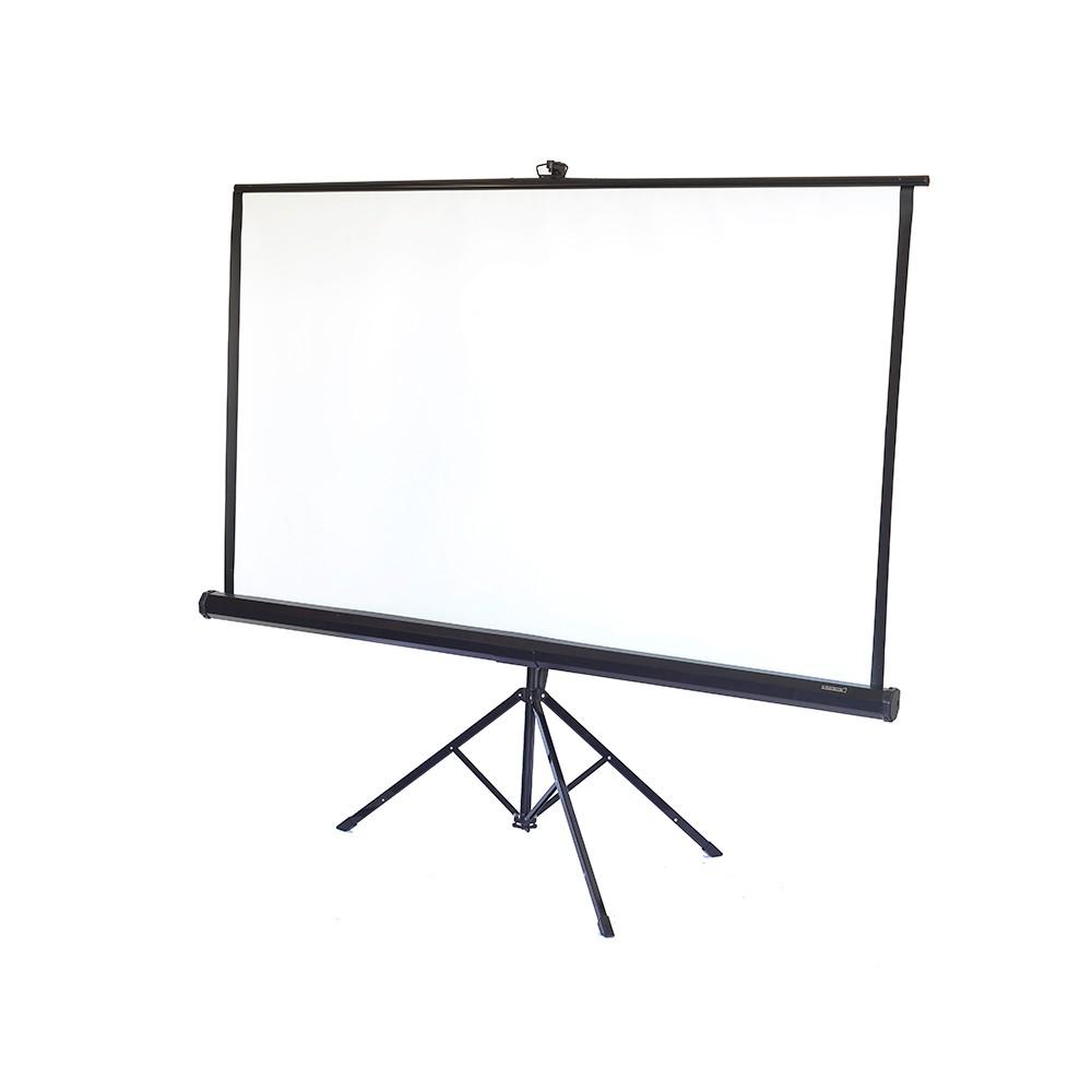 Ecran de projection sur pied 176 x 132